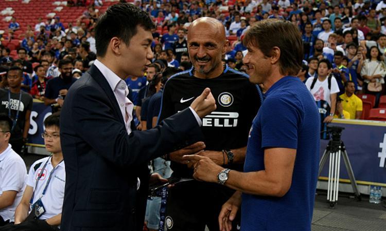 Intermania: Conte e il confronto con Spalletti, come Mourinho con Mancini