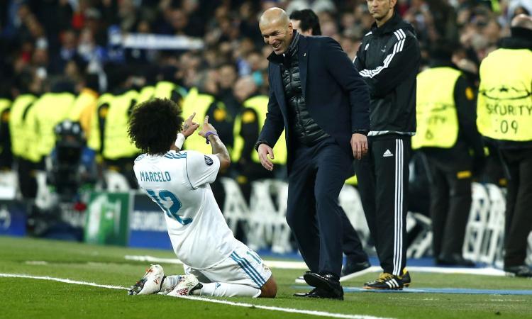 Real Madrid, Zidane: 'Ronaldo c'è sempre, non lo fermano neanche i laser in faccia...' VIDEO