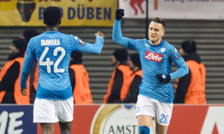 Il Tottenham ha deciso: vuole un mediano del Napoli