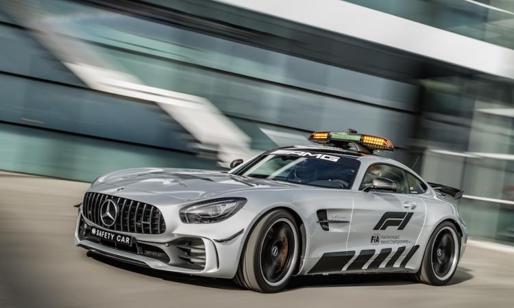 PIT STOP: la F1 si regala la più potente Safety Car di sempre FOTOGALLERY