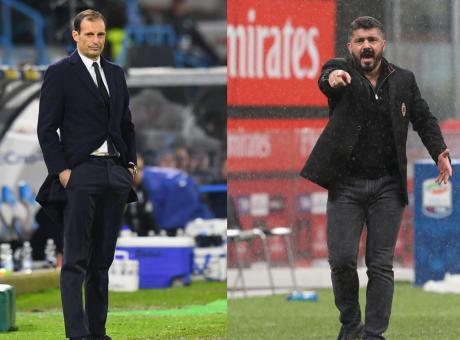 Juve: se vinci avrai fatto solo il tuo, ma i numeri e il Milan preoccupano Allegri