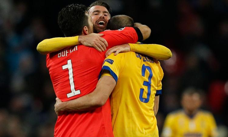 Juvemania: Italia, impara dall'impresa di Wembley nonostante i torti arbitrali