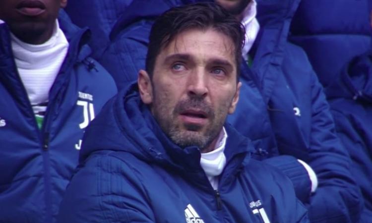 Buffon ha pagato di tasca sua il volo per i funerali di Astori: tutta la Juve voleva esserci ma...