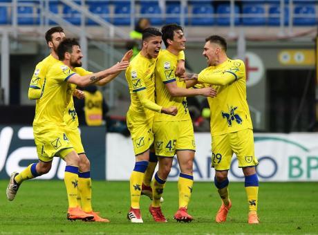 Chievo Verona, le pagelle di CM: Giaccherini regala la gioia dei tre punti. Male Radovanovic