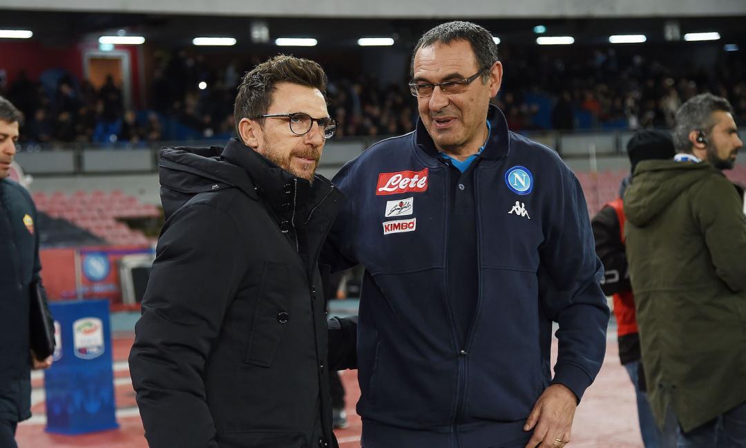 Serie A 2018/18, Roma e Napoli in pole?