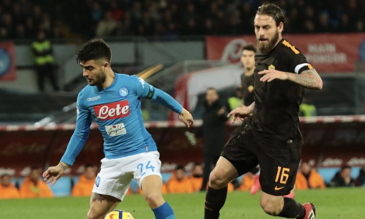 Napoli-Roma, le pagelle di CM: Dzeko torna super come Alisson. Mario Rui male dopo l'assist, non basta Insigne