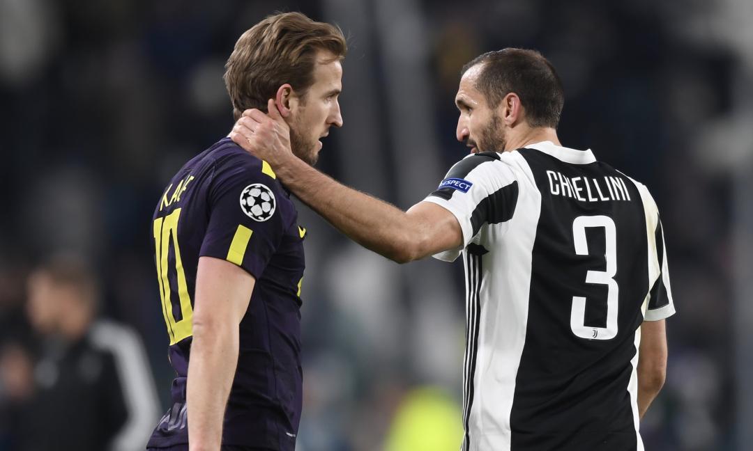 Juve, due modi per affrontare il Tottenham