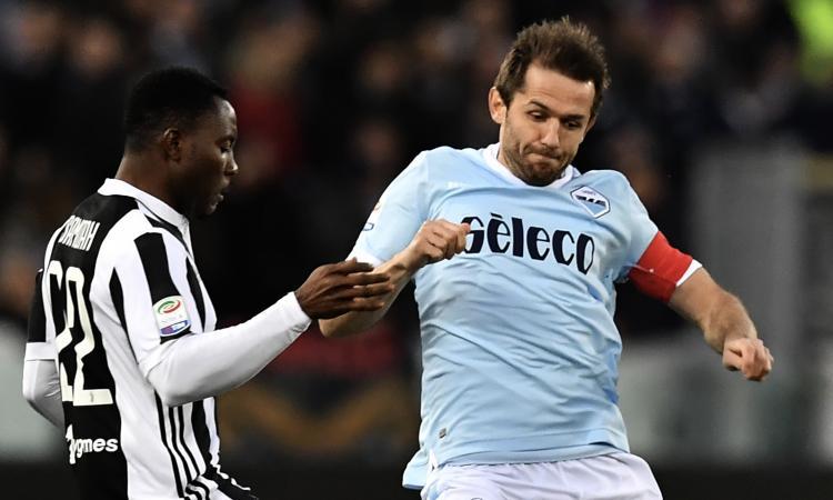 Lazio, dopo l'addio di Radu (si allenava male?) anche Lulic rischia?