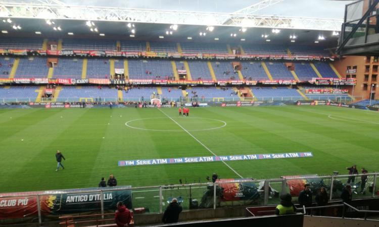 Sampdoria, York Capital vuole fare anche uno stadio