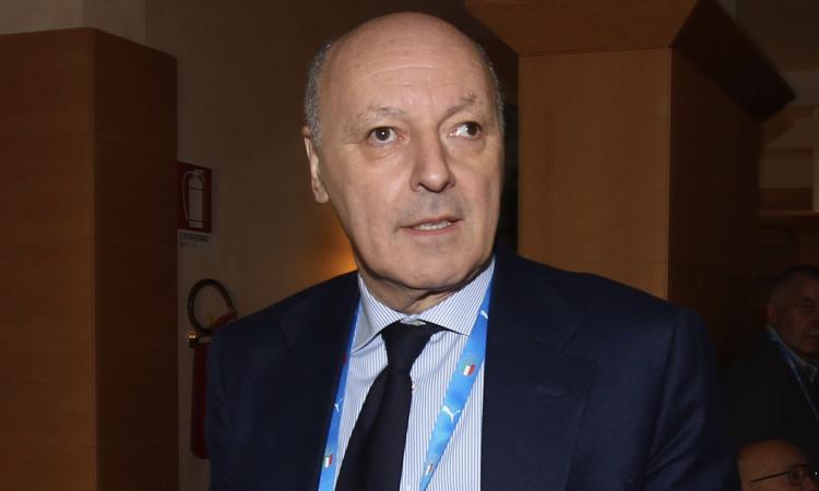 Inter, Marotta: 'Avanti con Spalletti. Icardi? Spero prevalga il buon senso'