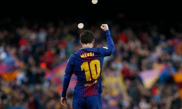 Sundas ci riprova: 'Voglio portare Messi all'Inter'