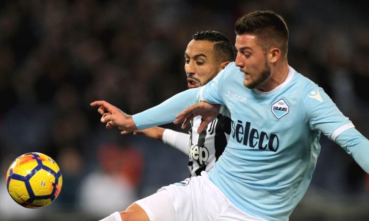 Lazio, problema muscolare per Milinkovic-Savic. Non ci sarà in Europa League