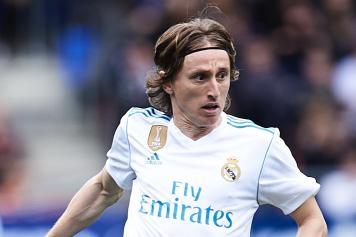 Il Real vincola Modric,ma l'Inter spera ancora