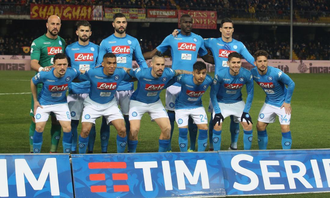 Napoli: Scudetto o secondo posto non cambia!