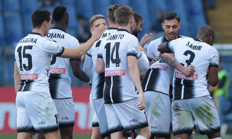 Udinese, UFFICIALE: via un difensore