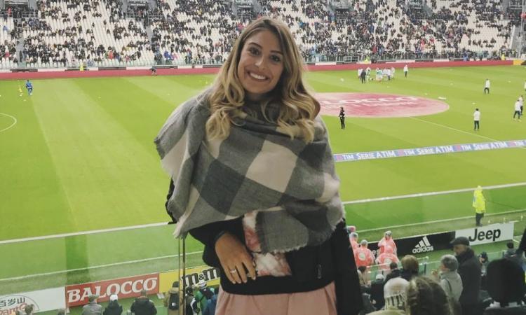 Valentina Allegri: 'Mai con un calciatore, papà è geloso. Non avrebbe mai fatto il gesto di Simeone'