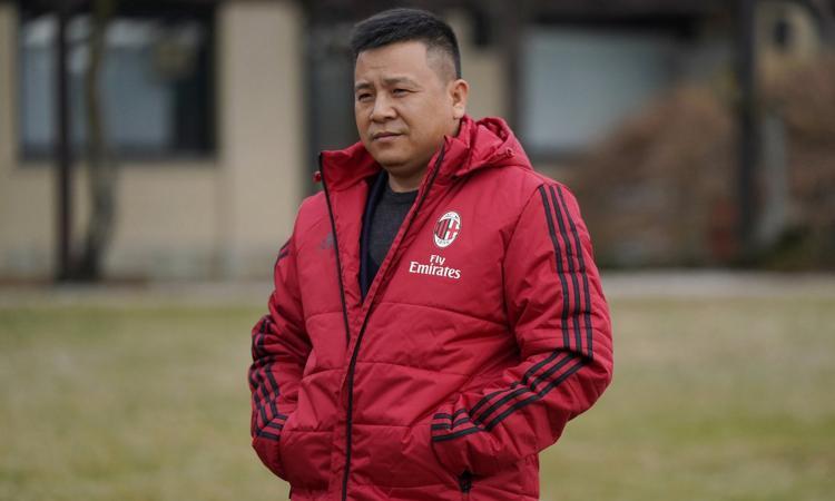 Thanksgiving day: Yonghong Li ringrazia il Milan