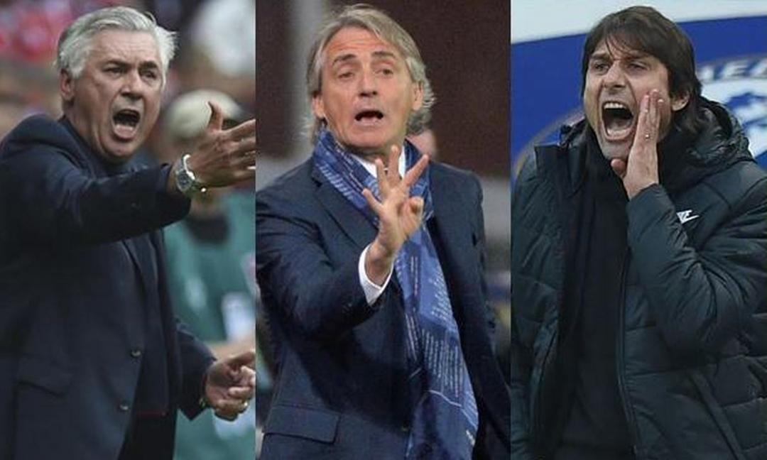 Dopo i record si riparte: la depressione di Conte, dubbi per il Napoli e Ronaldo...