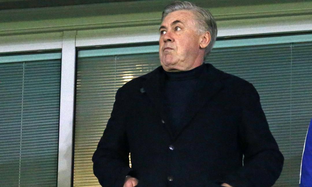 Il credito telefonico di Ancelotti sta per terminare