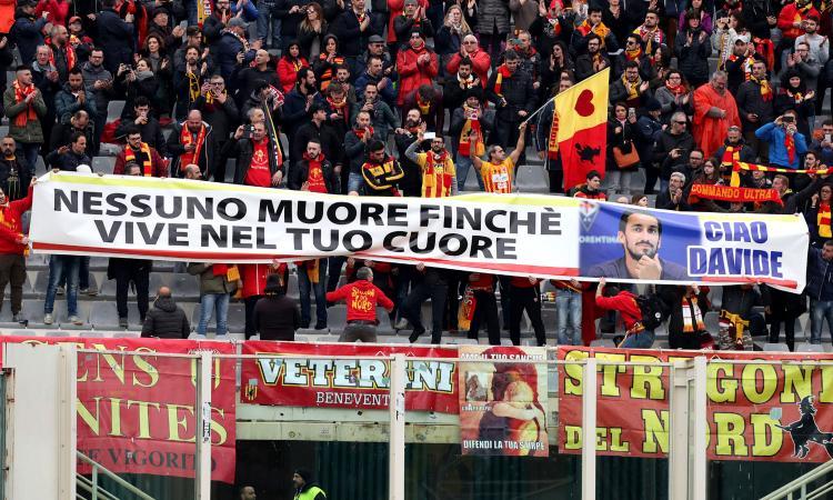 Beneventomania: il Benevento ha stregato la Serie A