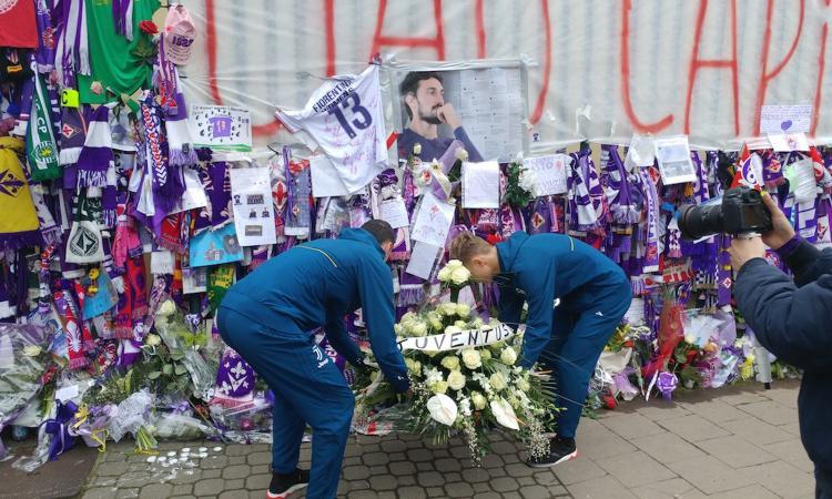 Il 'muro' di Astori non scomparirà: la Fiorentina crea un'App per riviverlo
