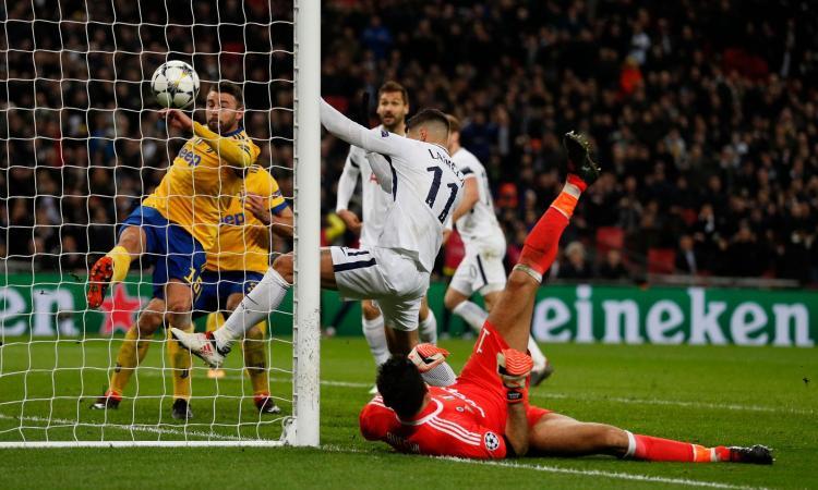 Tottenham-Juventus, le pagelle di CM: Higuain batte Kane, Barzagli salva tutto