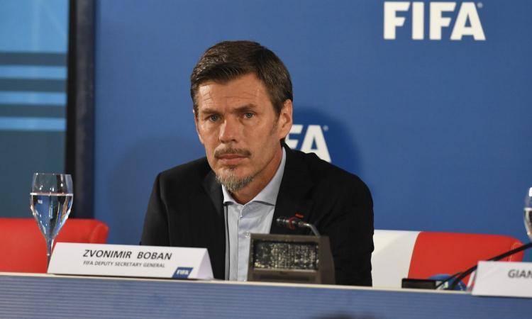 Infantino: 'Non potevo incatenare Boban. Gli auguro il meglio al Milan, ma deve perdere i due derby...'