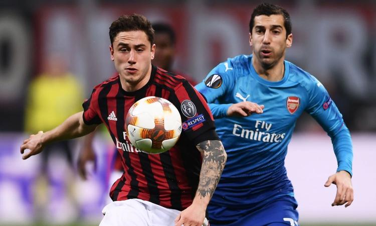 Milan, contro l'Arsenal doppio tabù da sfatare