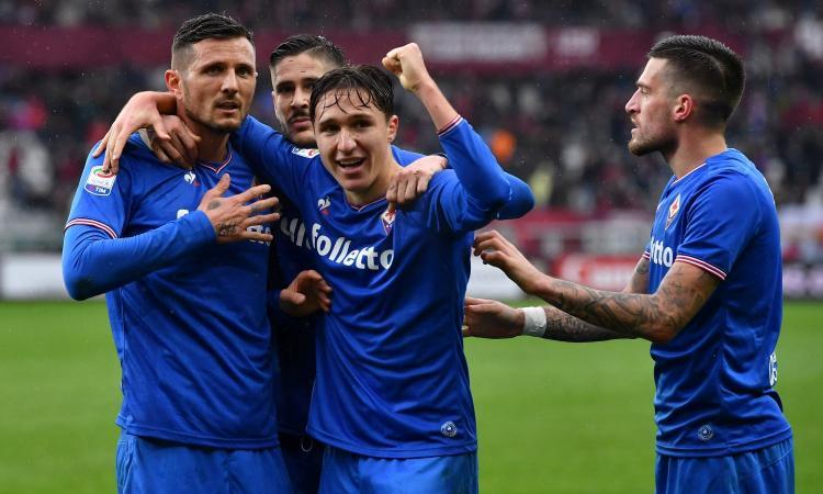 La Fiorentina lo blinda, Chiesa vuole più soldi: la Juve osserva