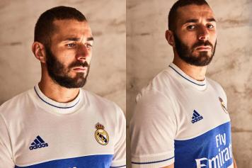 check out 2bc85 11fd7 Photos: Real Madrid release 2018 retro 'Icon' shirt ...