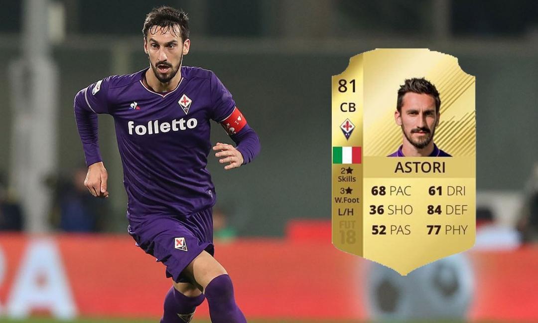 Addio Davide, la Fiorentina da oggi ha due capitani