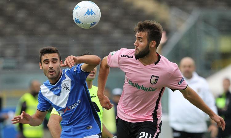 Brescia, un ex Juve per il centrocampo