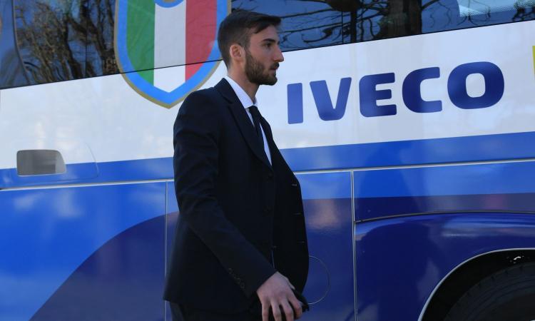 Italia, Cristante: 'Le gerarchie cambiano anche in Nazionale'