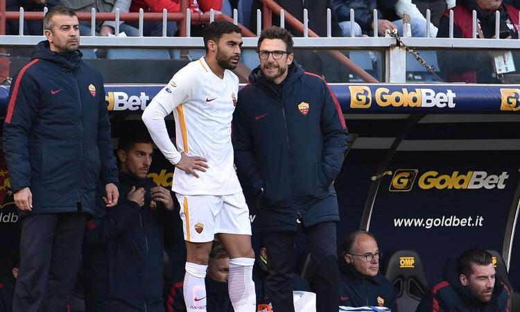 Roma, il Torino si inserisce per Defrel: c'è anche l'Atalanta