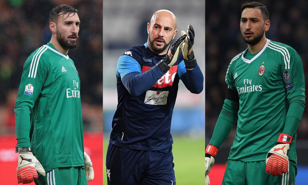 Donnarumma (2) al PSG, affare fatto! E come contropartita...