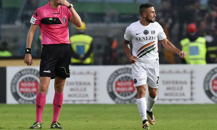 Bologna, è sfida al Benevento per Falzerano