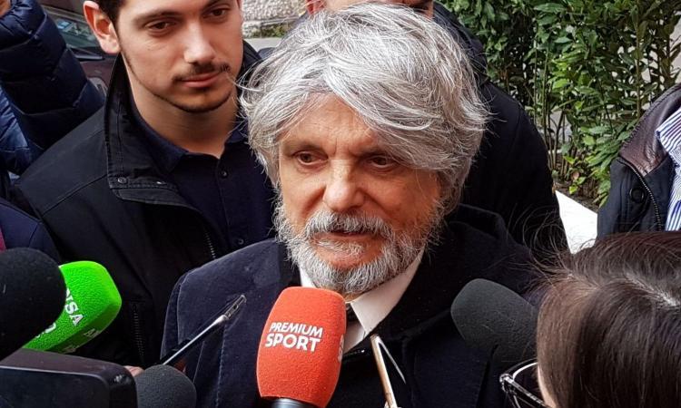Sampdoria scatenata: tre colpi in canna