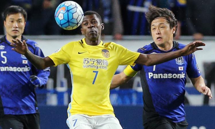 Ramires: 'Nessuna offerta dall'Inter, ma voglio tornare in Europa. Jiangsu, non mi pento'