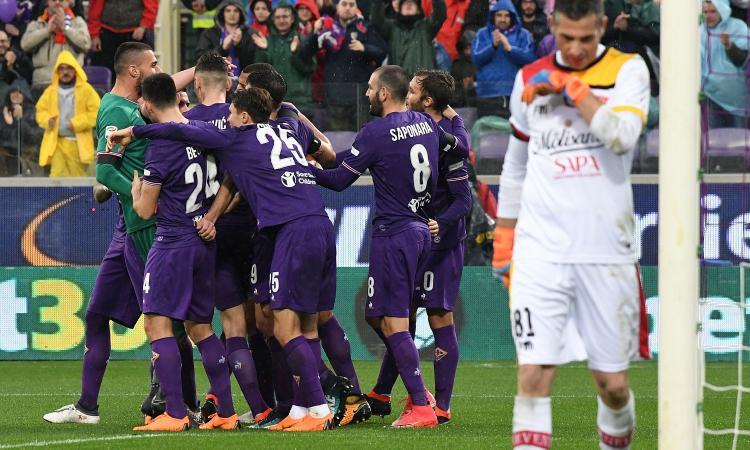 Convocati Fiorentina: riecco Vitor Hugo