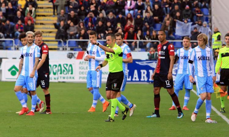 L'ex arbitro: 'Rigore clamoroso, Lazio, fai bene a lamentarti, sei danneggiata'
