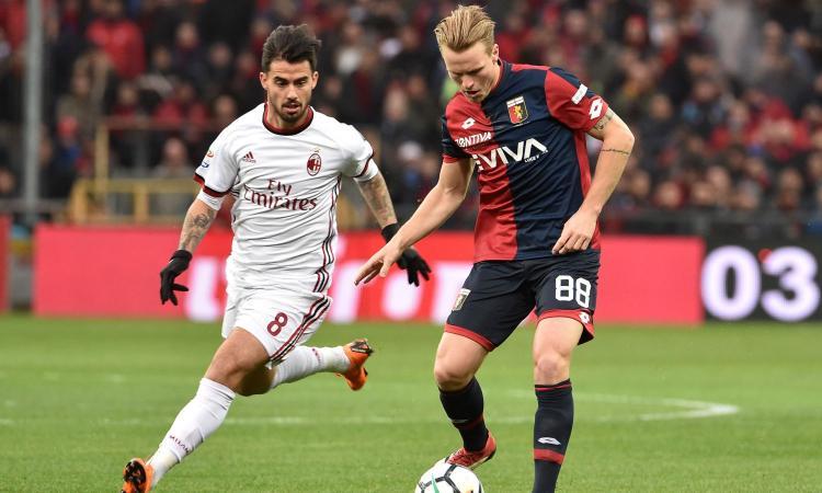 Genoa-Milan, le pagelle di CM: Suso inventa, delude Calhanoglu