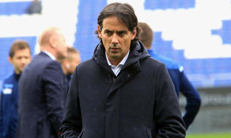 Lazio, Inzaghi: 'Immobile non sta bene ma sarà convocato. Decido domani, se non gioca...' VIDEO