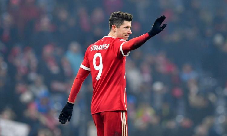 Bayern Monaco, Lewandowski tra Chelsea e Manchester United
