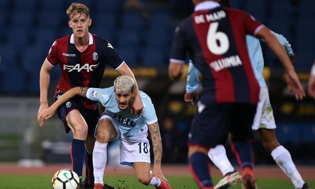 Lazio-Bologna: un punto che non fa primavera