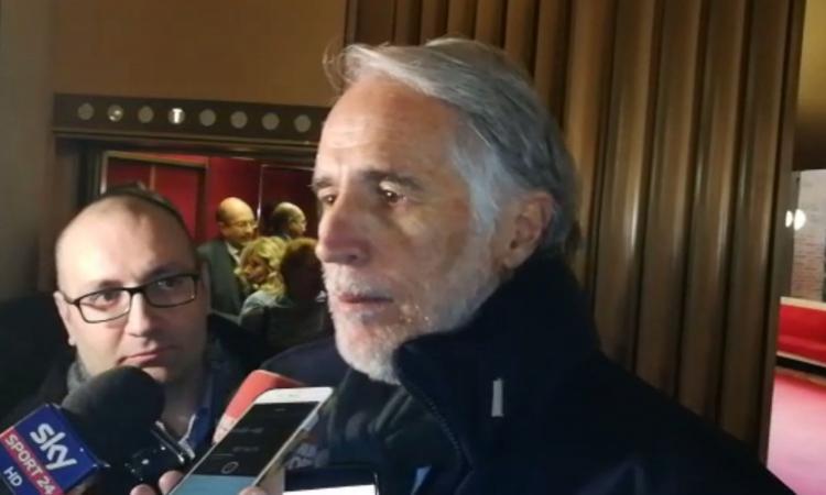 Malagò a CM: 'Micicchè è l'uomo giusto per la presidenza Lega, per lui consensi unanimi. Marotta...'