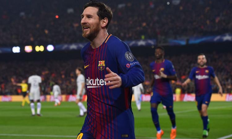 Champions, Messi fa 100 e trascina il Barcellona: 3-0, Conte e Chelsea a casa