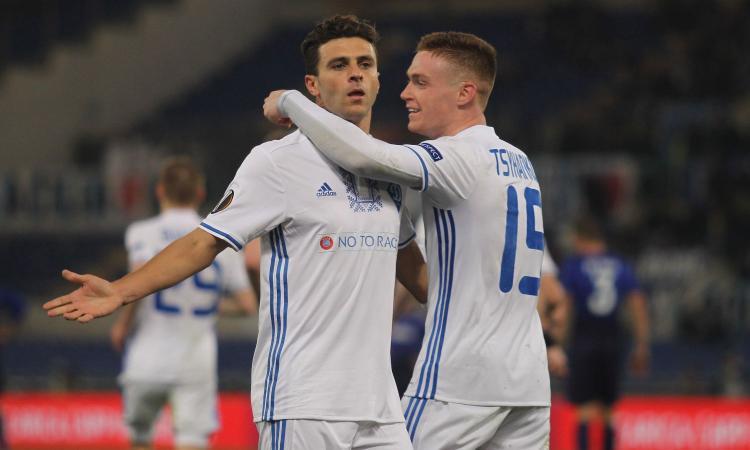 Lazio-Dinamo Kiev 2-2, le pagelle di CM: male Milinkovic, Moraes letale