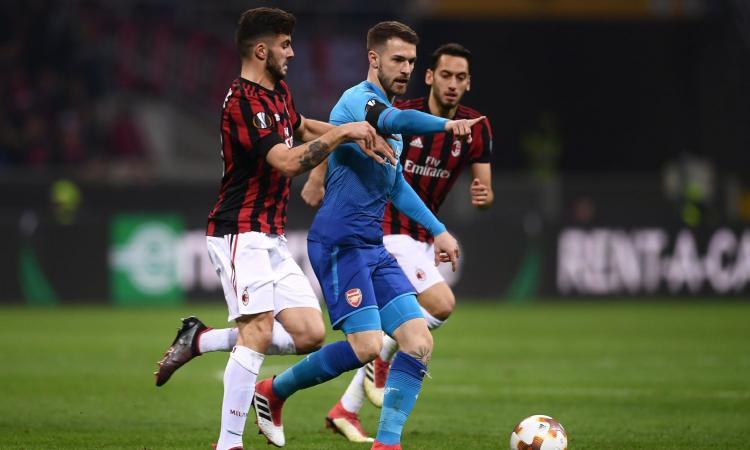 Milan, l'imbattibilità di Donnarumma finisce dopo 599 minuti