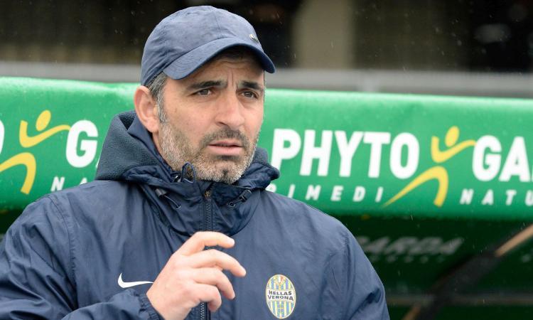 Verona, Pecchia: 'Fallito il nostro obiettivo, difficile giocare senza centravanti'