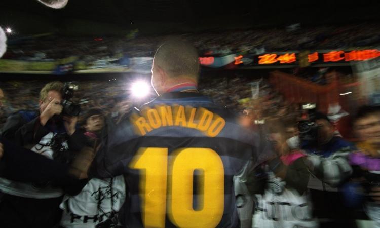 CR7 robot, Ronaldo 'cartone animato': è il Fenomeno quello che fa sognare